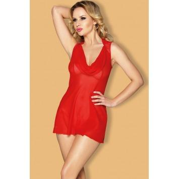 """Raffiniertes Nachthemd """"Ladylike"""" – Rot"""