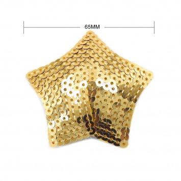 Knieschoner – Gold