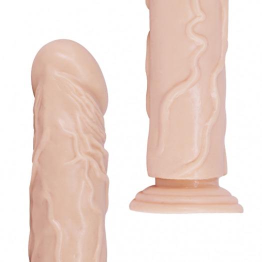 Dildo 35 cm  – Fleischfarben